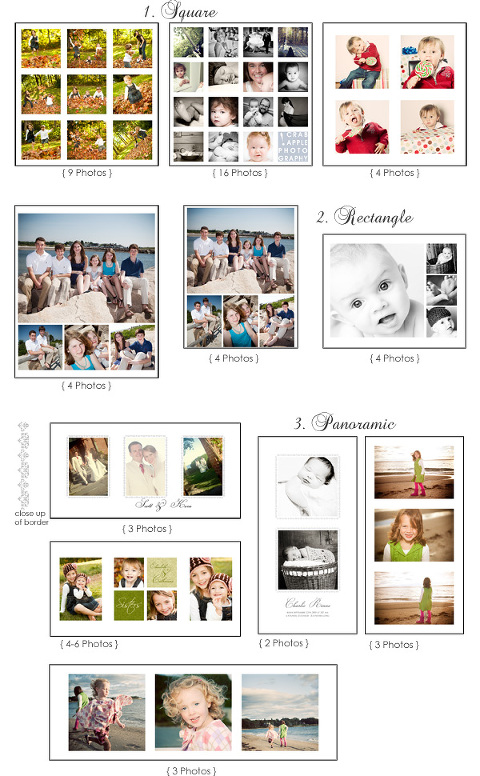 Introducing Photo Storyboards  Crabapple Photography