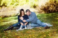 Outdoor Family and Baby Photos at the Park