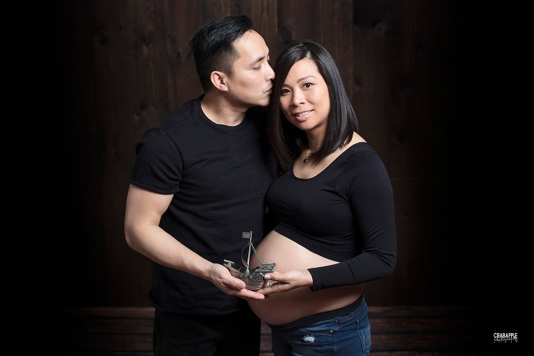 couple maternity photos middlesex ma