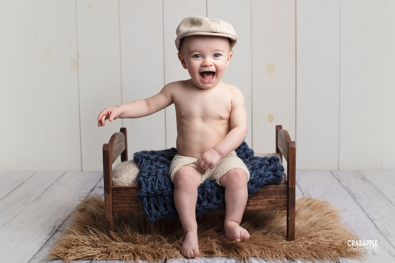 best 1 year old baby photographer